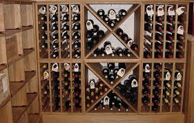how to build a wine rack in a cabinet how to build a wine rack from wood learn to diy
