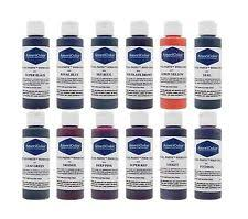 americolor amerimist air brush food color 4 5 ounce set 12 pack