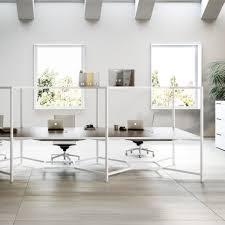 Modular Office Tables Design Desk Design And Product News Dezeen