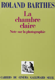 la chambre amazon co uk roland barthes 9782070205417 books