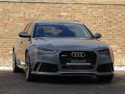 used 2017 audi rs6 for sale in surrey pistonheads
