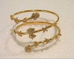 girls bracelet gold images Gold and diamonds here gold bracelet for girls jpg