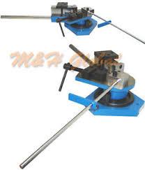 scroll bender manufacturing metalworking ebay