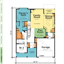 baby nursery one story home plans small one bedroom house plans