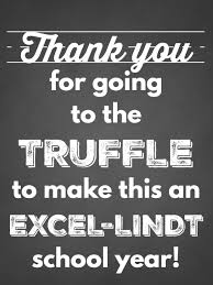 lindt halloween candy lindt truffles teacher appreciation gift with free printable gift