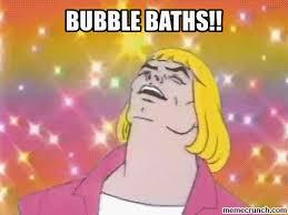 Bubble Bath Meme - bath