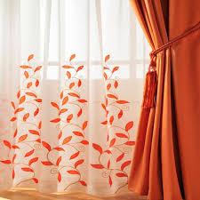 Burnt Orange Curtains Sale Best 25 Orange Kitchen Curtains Ideas On Pinterest Blue Orange
