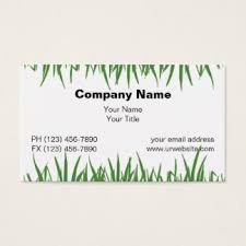 Mowing Business Cards Custom Lawn Mowing Service Business Cards Zazzle Ca