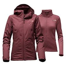 amazon com the north face women u0027s highanddry triclimate jacket