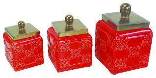 kitchen canisters and jars ceramic canisters set of 3 traditional kitchen canisters