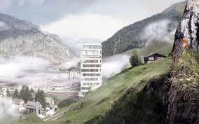 hotel architektur grüter strässle architekten gmbh elitecad