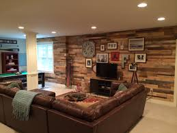 wood wall design recycled pallet wood accent wall sustainable lumber company