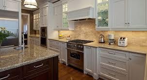 Kitchen Backsplash For Black Granite Countertops - black granite countertops with backsplash ideas kitchen