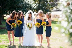 sunflower wedding sunflower wedding bouquets centerpieces mywedding