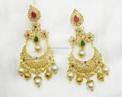 lotan earrings gold earrings gold rings 22kt gold jhumka gold jhumka with