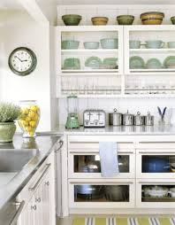 Open Kitchen Shelf Ideas Interesting Types Of Open Kitchen Shelving Artenzo