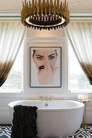 glam bathroom ideas glam bathroom decorating ideas chandelier bathroom decorating