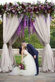 wedding arches decorations pictures 40 outdoor fall wedding arch and altar ideas floral wedding