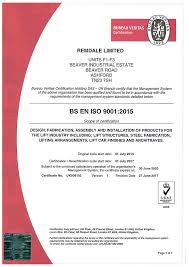 bureau v itas certification remdale accreditations