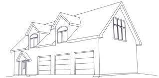 double duty 3 car garage cottage w living quarters hq plans
