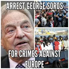 george soros and his international human trafficking club george