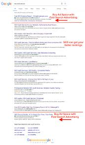 Sample Seo Analysis Report What Is The Difference Between Seo And Sem
