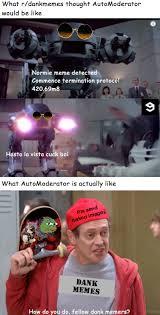 What R Memes - normie memes beware automoderator dankmemes