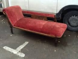 Vintage Chaise Lounge Antique Chaise Lounge Vintage Sofa Chair Reupholstery Project