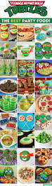 the best tmnt party food ninja turtle party turtle party and