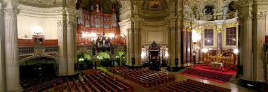 new liturgical movement re wreckovating the cathedral of berlin