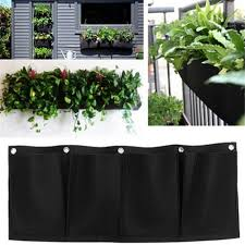 wall garden indoor vertical indoor wall planter with galvanized steel pots liven up