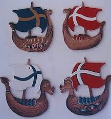 unfinished wood wooden viking ship ornaments wooden ornaments