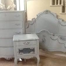 Drexel Heritage Bedroom Furniture Painted French Provincial Dresser Set By Www Drexel Heritage