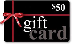 gift card sale 50 gift card