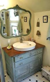 Oak Framed Bathroom Mirror Oak Framed Bathroom Mirrors How To Build A Frame Around A Bathroom