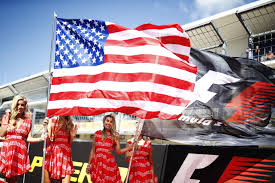 Indy Flag Mixed Reaction To Indy 500 Style F1 Spectacle F1 Fansite Com