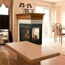 Free Standing Gas Fireplace by Heat U0026 Glo Products