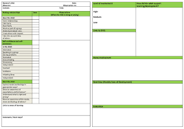 assessment templates set of early years observation templates eyfs and ks1 free