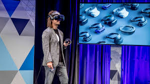 microsoft is going all in on virtual and augmented reality mit