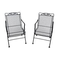 Metal Retro Patio Furniture by Patio Ideas Metal Patio Chairs Retro Furniturerattan Furniture