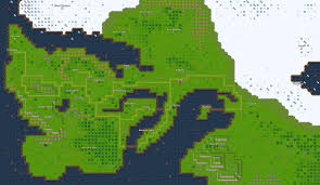 07 World Map by Image Elonaworldmap Jpg Elona Wiki Fandom Powered By Wikia