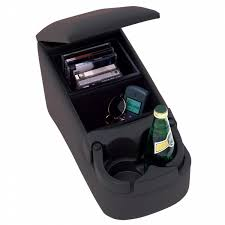 universal bench seat console charcoal shop your way online