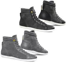 mens motorcycle boots fashion revit turini casual motorcycle mens cafe fashion scooter moped