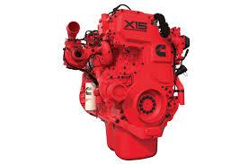 heavy duty truck engine the cummins x15