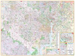 Wall Maps Maps U0026 Atlases Wall Maps U S Wall Maps U S City Wall Maps
