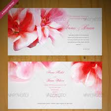 Beautiful Wedding Invitations 40 Best Wedding Invitation Psd Templates Designmaz