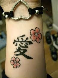 chinese symbol tattoos chinese tattoo symbols for love with