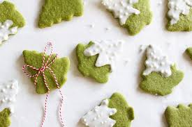 aiya u0027s blog matcha christmas tree cookies
