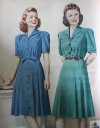 1940s dresses 15 classic vintage 1940s dress styles 1940s 40s fashion and barbour