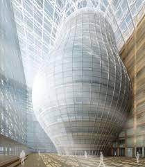 siege europeen le nouveau bâtiment qui abritera le nouveau siège du conseil